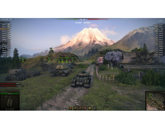 Картинки world of tanks 0.8.10