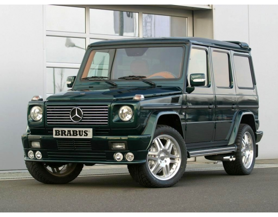 Photo mercedes brabus