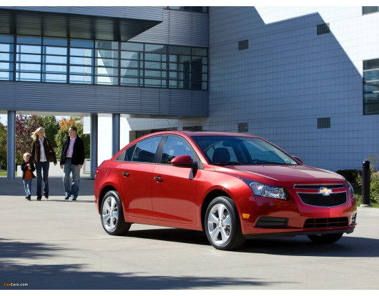 Image of chevrolet cruze 2