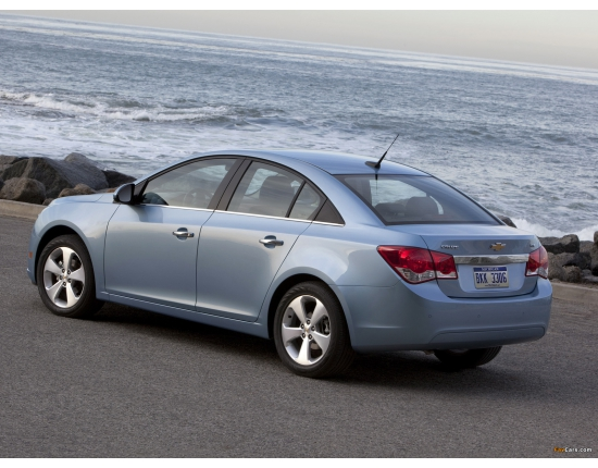 Image of chevrolet cruze 5