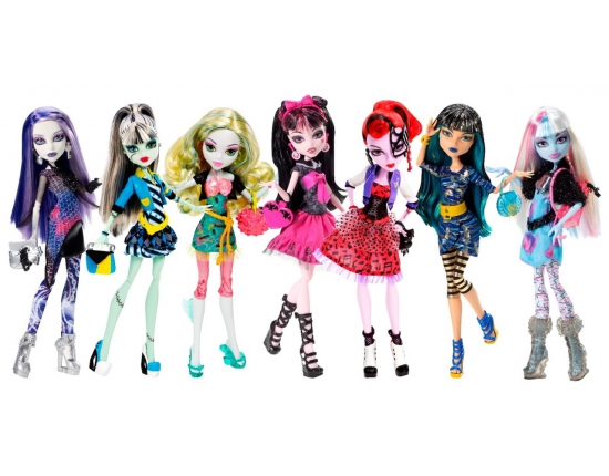 Monster high картинки
