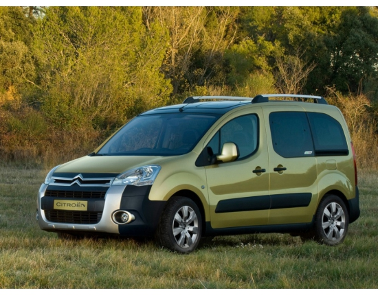 Image citroen berlingo 3