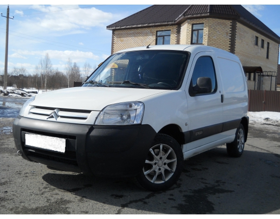 Image citroen berlingo 4
