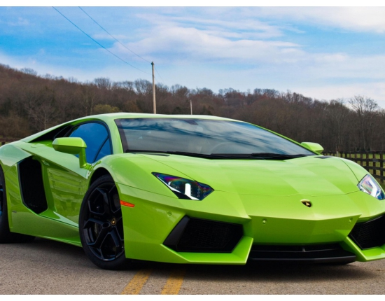 Photo lamborghini aventador hd 3
