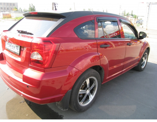 Image of dodge caliber