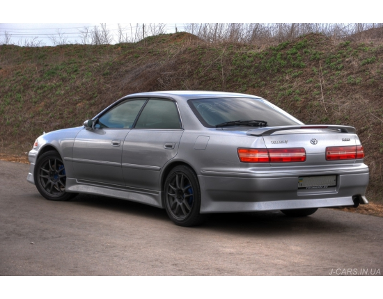 Фото toyota mark 2 tourer v