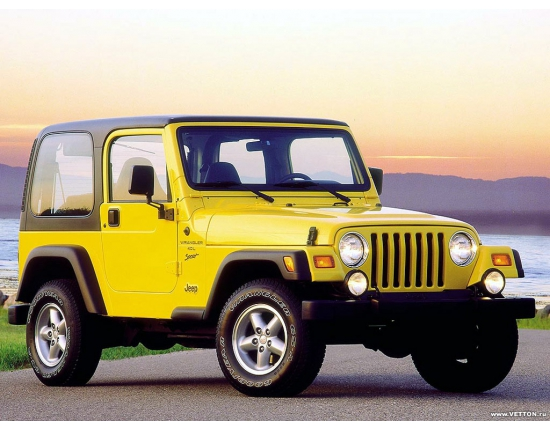 Photo of jeep wrangler