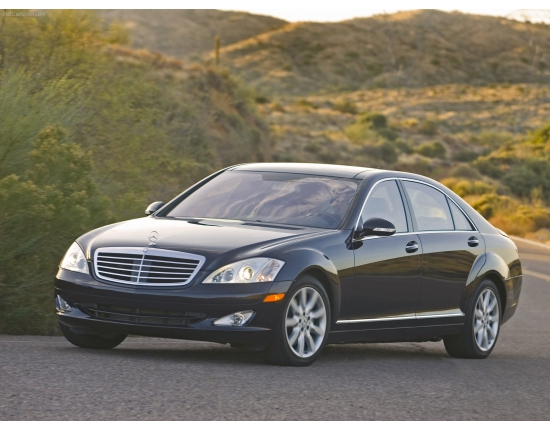 Photo of mercedes benz s class 3