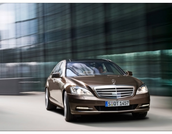 Photo of mercedes benz s class 4