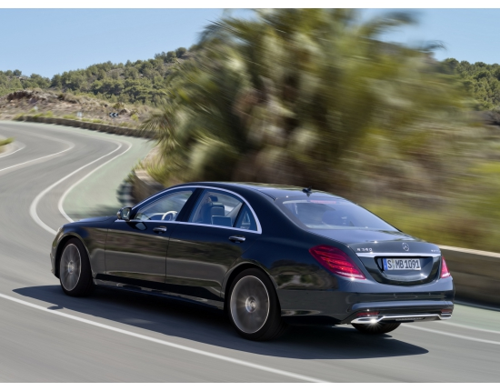 Photo of mercedes benz s class 5