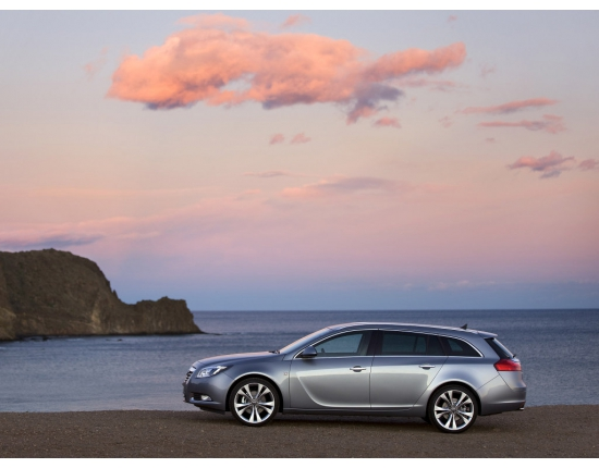 Photo opel insignia break