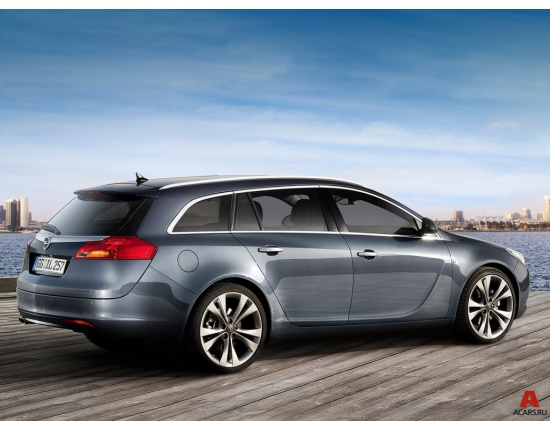 Photo opel insignia break 3