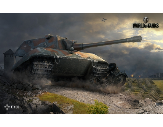Картинки world of tanks е100 hd