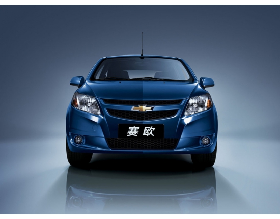 Photo chevrolet sail 5