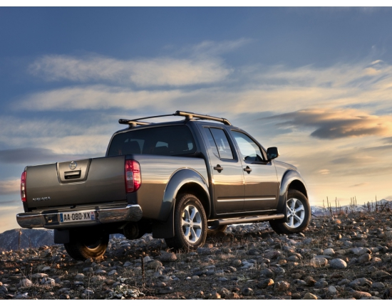 Photo nissan navara 5