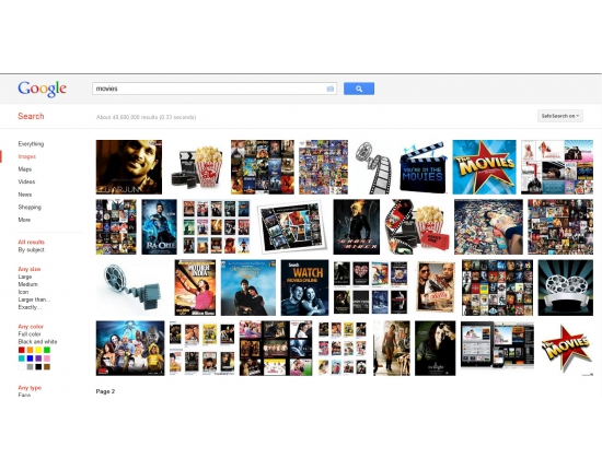 Image google advanced search 2