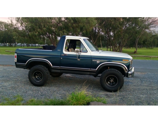 Photo ford 4x4 3