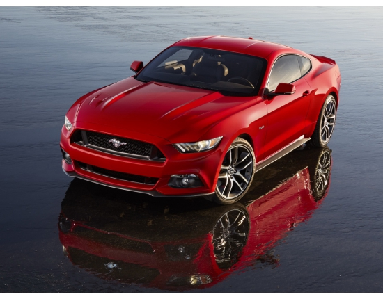 Photo nouvelle ford mustang