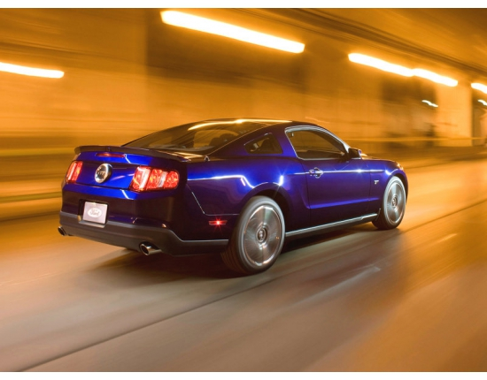 Photo nouvelle ford mustang 3