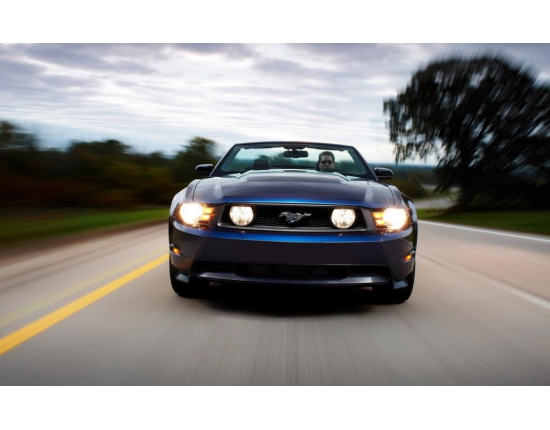 Photo nouvelle ford mustang 4