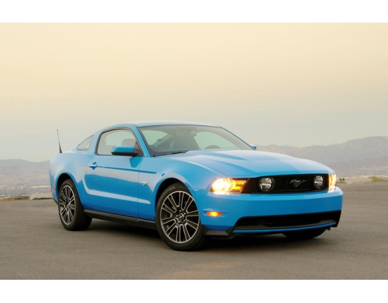 Photo nouvelle ford mustang 5