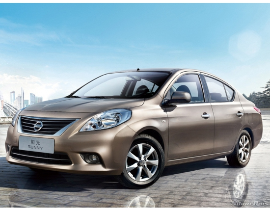 Photo of nissan sunny 2