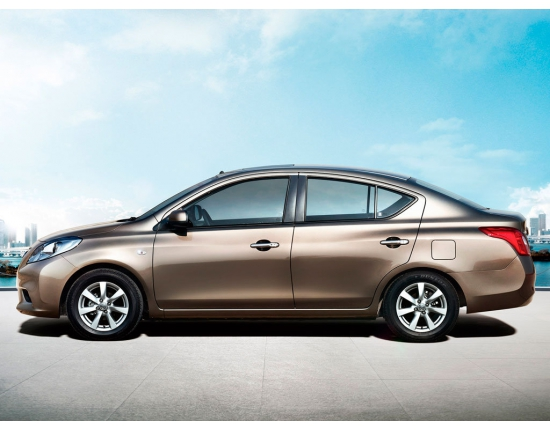 Photo of nissan sunny 3
