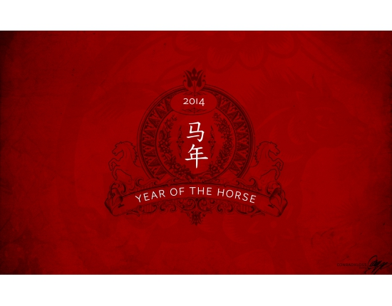 Kartinki 2014 year of the horse