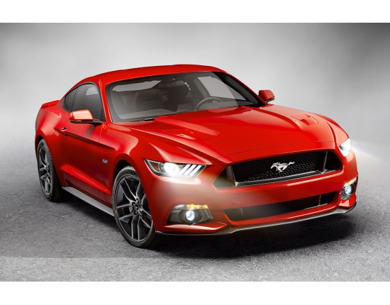 Ford mustang 2015 фото 3