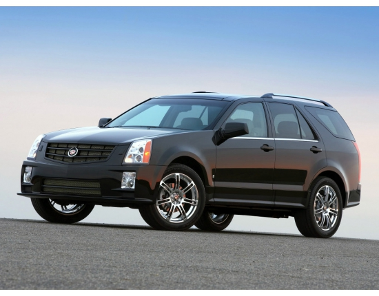 Photo of cadillac srx