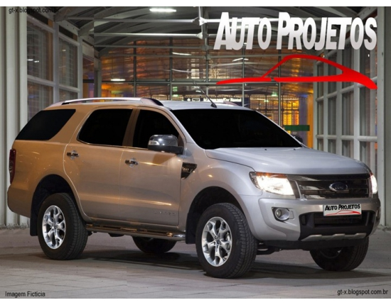 Photo of ford endeavour 4