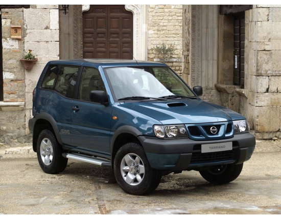 Photo of nissan terrano