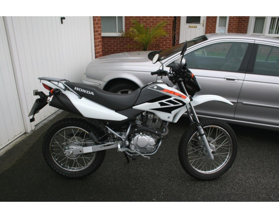 Photo honda xls 125 3