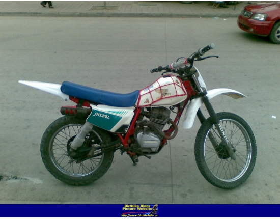 Photo honda xls 125 5