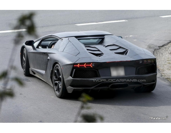 Photo lamborghini aventador 1