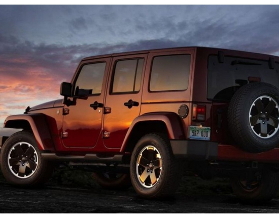 Фото jeep wrangler unlimited