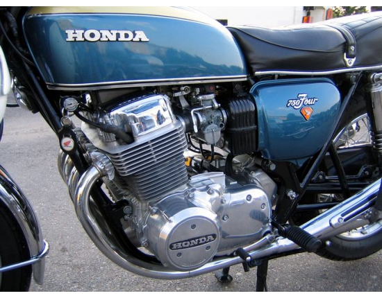 Photo honda 750 four k6