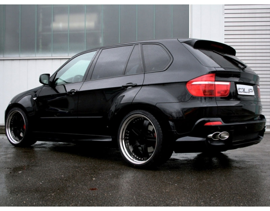 Photo tuning bmw x5
