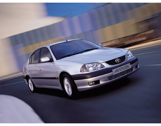 Photo de toyota avensis