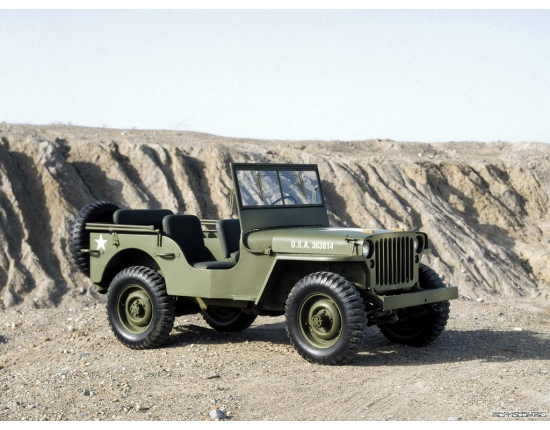 Photo de jeep willys 3