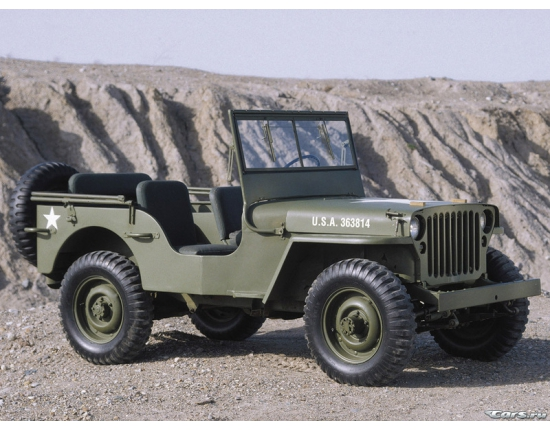Photo de jeep willys 4