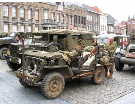 Photo de jeep willys 5