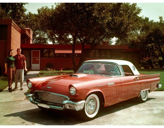 ���� ford thunderbird 2