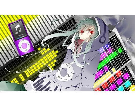 Аниме картинки kagerou project 5