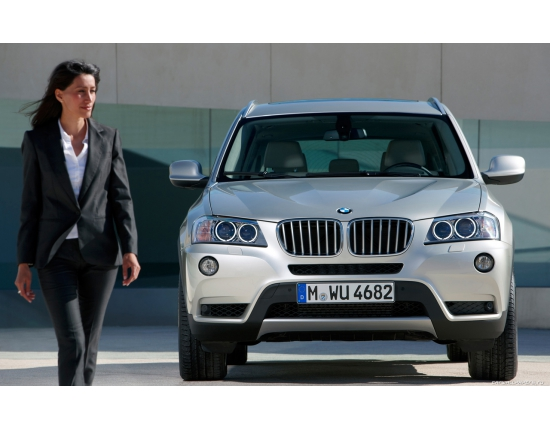 Photo new bmw x3