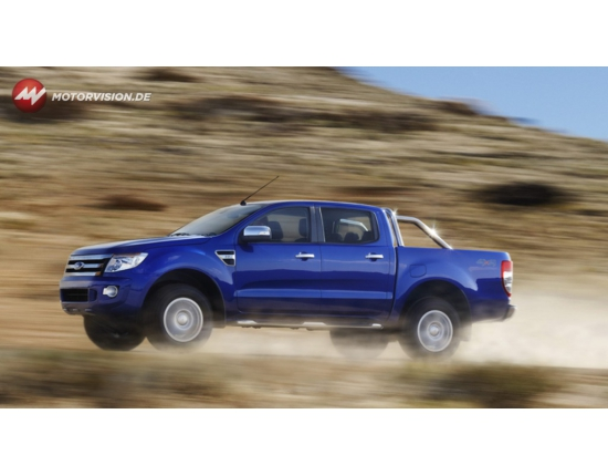 Photo ford ranger 4