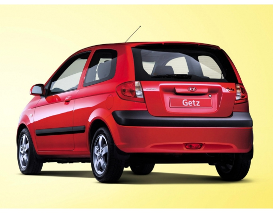 Photo hyundai getz