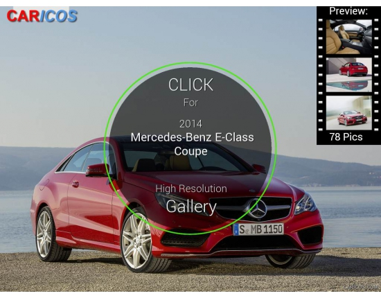 Photo nouvelle mercedes classe e 4