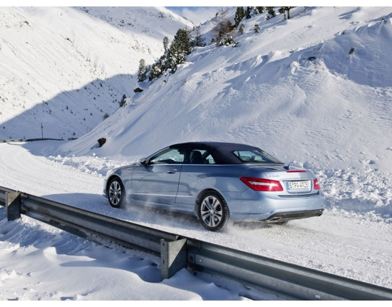 Photo nouvelle mercedes classe e 5