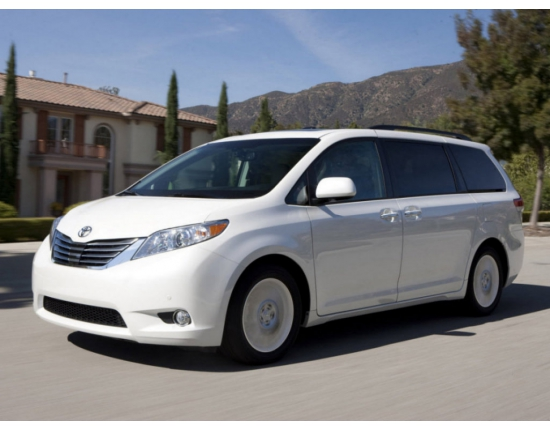 Photo toyota sienna